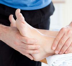 Foot Care Exam